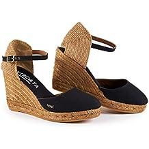 a052510e821d8 Amazon.es  zapatillas tobilleras - Negro