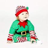 Amscan Elf - Wichtel Weihnachten Kostüm Baby