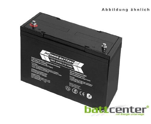 12V 90Ah RPower® AGM-Batterie