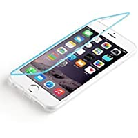 Flip Cover iPhone 6, JAMMYLIZARD Custodia full-body