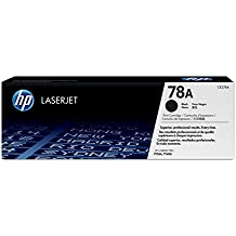 HP 78A Black Original LaserJet Toner Cartridge (CE278A)