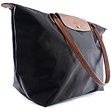 Longchamp Le Pliage bolsa de nailon para mujer