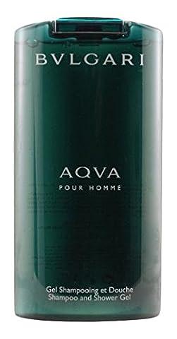 Bulgari Aqua Pour Homme Shampoo and Shower Gel 200 ml