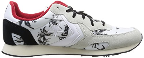 Converse Auckland Racer Ox Ny/Suede Pri, Sneakers basses mixte adulte Multicolore