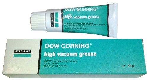 Dow Corning Hochvakuumfett–(50g Tube) Vakuumentgasung Schmiermittel