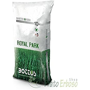 10 Kg BOTTOS Sementi Royal Park 27655