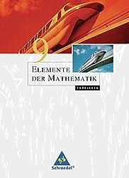 Elemente der Mathematik SI - Ausgabe 2010 für Thüringen: Schülerband 9