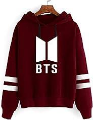 BTS Round Neck Hoodie & Sweatshirt For Un