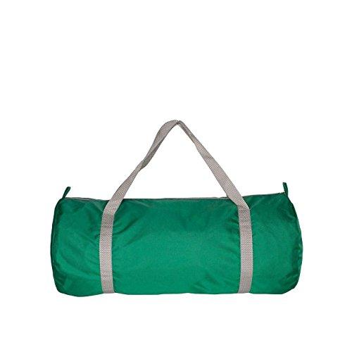 american-apparel-nylon-sport-gym-tasche-einheitsgrosse-smaragd-silber