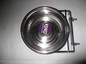"""Bolt on Dog Bowl Extra Large 7.25"""""""