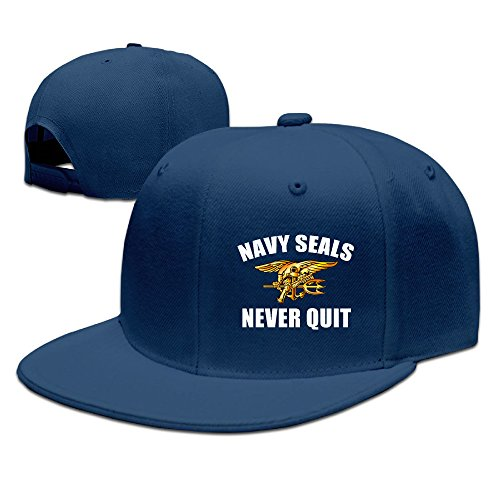 hittings-us-navy-seals-never-quit-adjustable-caps-flat-brim-hats-bisbol-marina