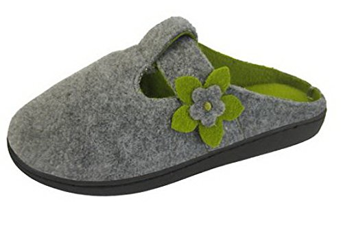 Coolers , Chaussons pour homme gris/vert