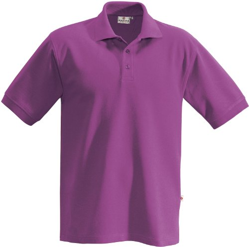 Hakro Poloshirt Top #800 Rosa