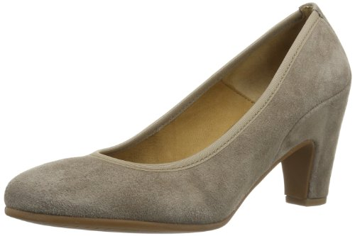 Gabor Shoes Gabor 85.370.12 Damen Pumps Grau (kiesel)