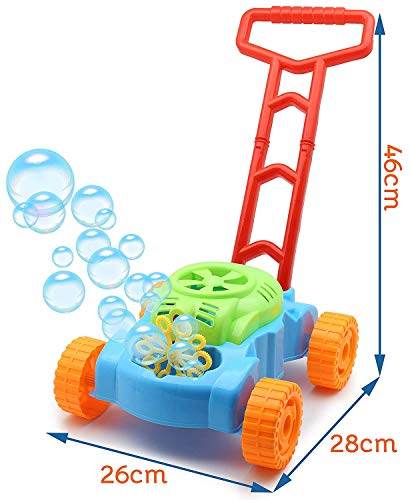 Toyland® Lawn Bubble Mower Rasen...