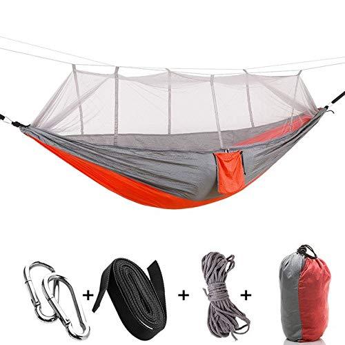 Shoppy étoile Camping Mosquito Nets Hamac Parachute léger en Nylon hamacs Camping Sacs de Couchage pour Voyage randonnée : Buff