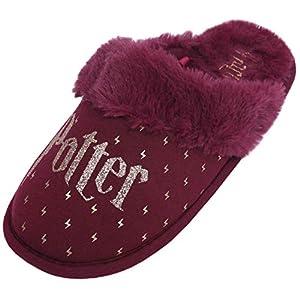 Zapatillas de Color Burdeos Harry Potter 38/39 EU 5