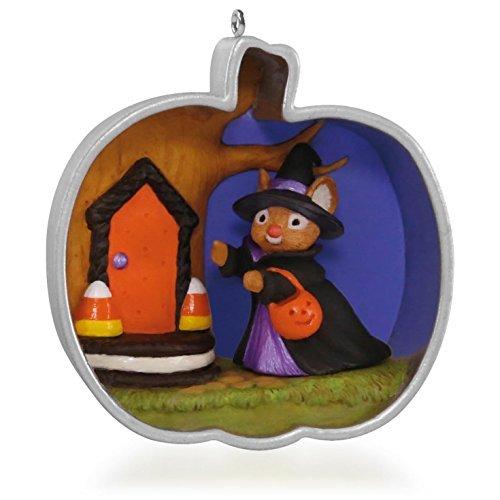 Hallmark qfo5237Cookie Cutter Halloween Maus Ornament