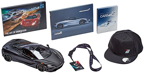 Project CARS 2 - Ultra Collector\'s Edition (exkl. bei Amazon.de) - [PC]