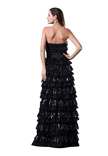 Beauty-Emily - Robe de chambre - Femme Noir