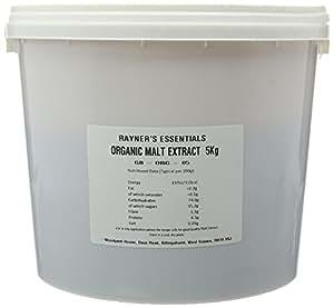 Rayners Organic Malt Extract 5 Kg
