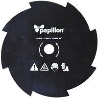 Papillon 8061054 Disco DESBROZADOR Gasolina Universal 8 Dientes