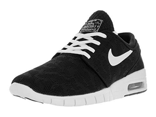 Nike Schuhe Herren Stefan janoski max Black/white, Größe Nike:4