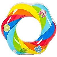 Summens Anneau de natation gonflable Bouée PVC épaissir Swimming Ring Jouet de Plage / Piscine Cercles grande flottabilité nager de natation Pour enfants Adultes