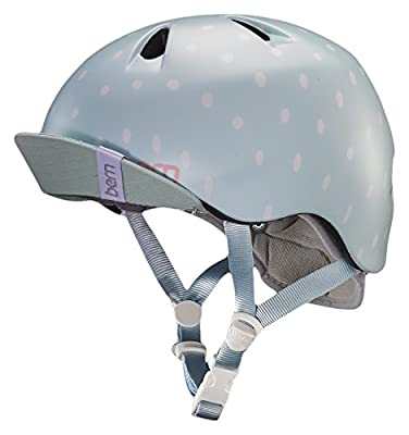 Bern Girls' Nina Cycling and Skate Helmet by Bern