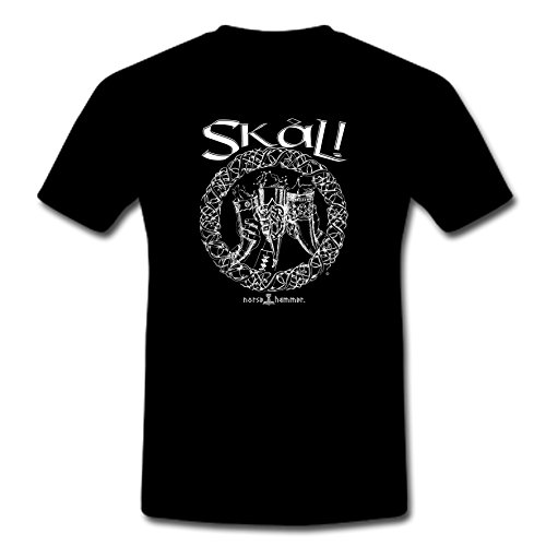 T-Shirt Skal! 1 M-XXL, Schwarz, L -