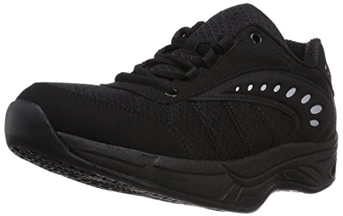 Chung Shi Women's Comfort Step SPORT II Outdoor Fitness Shoes Black Size: 6.5