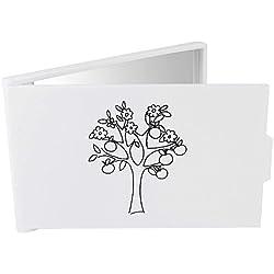 'Apfelbaum' Taschenspiegel / Kosmetikspiegel (CM00019017)