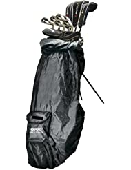 Longridge Storm de - Funda para carrito de golf, color negro