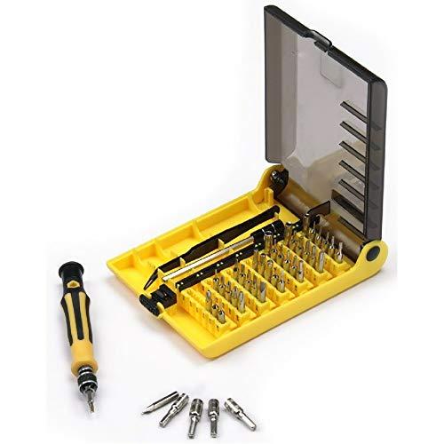 UANDM Genuine Cacciavite Repair Tool Kit Precision Magnetic Bits per Computer IT Guarda Cellulare Mobile Laptop Fabbro DJI Mavic Drone iMac Jewelers Xbox Rc Cars