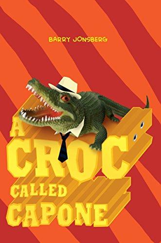 A Croc Called Capone (Blacky) (Usa Crocs)