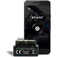 Autogenie 2020 ECHTZEIT-Daten am ANDROID Handy OBD2 Mini Diagnose-Gerät Torque Auto Car PKW KFZ OBD 2 Bluetooth Fehler-Speicher Lesen und Löschen