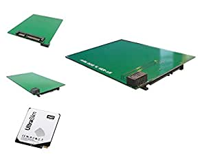 Western Digital WD Ultra Disque dur SATA3wd5000mpck sff-8784vers SATA 22broches Adaptateur