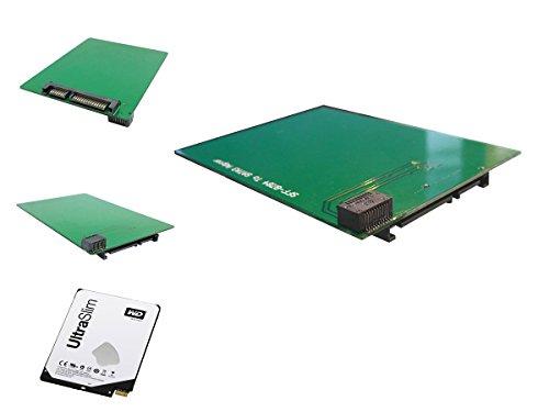 Kalea-Informatique–Adattatore SATA/ultrasottile per Western Digital 8784WD5000MPCK SFF–per SATA 3.0,6GBPs