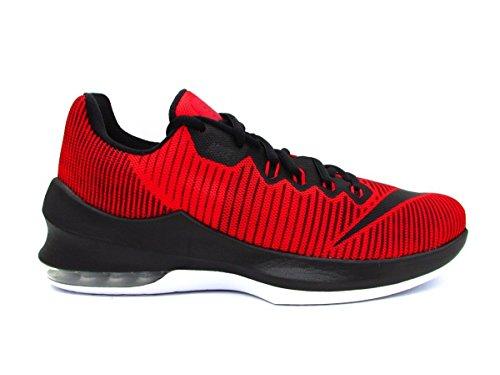 Nike Air Max Infuriate II, Scarpe da Basket Uomo Multicolore (University Red/black-white 600)