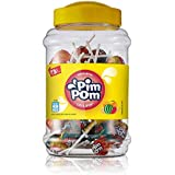 Wrigley Pimpom Lollipop, (60 Pieces).