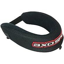 AXO MX7A0026 Collarín para motorista, color negro