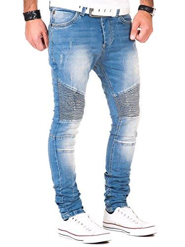 Redbridge - Jeans - Homme bleu clair