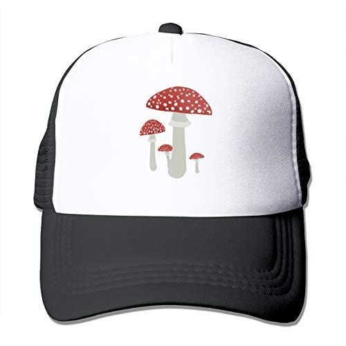 - Erwachsene Roter Pilz Hut
