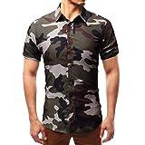 5b28c71f2 Camisa camuflaje | El mejor producto de 2019 - Clasificaciones y ...