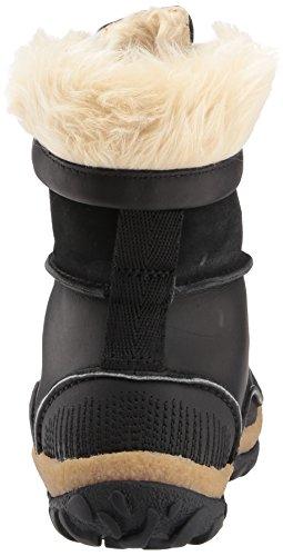 Merrell Damen Tremblant Mid Polar Waterproof Stiefel Schwarz (Black)