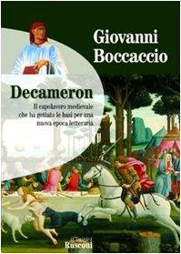 Il Decameron (Classici rilegati)
