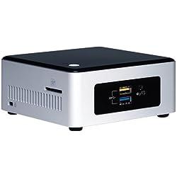 Intel Nuc BOXNUC5PPYH Barebone PC Noir