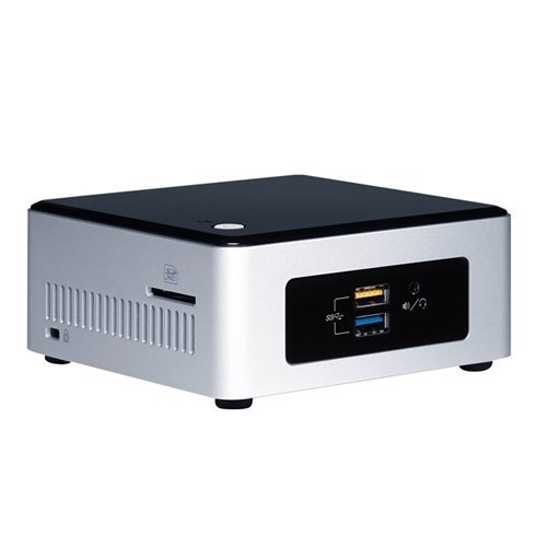 Intel NUC-Kit N3700 1.6GHz HD Graphics NUC5PPYH