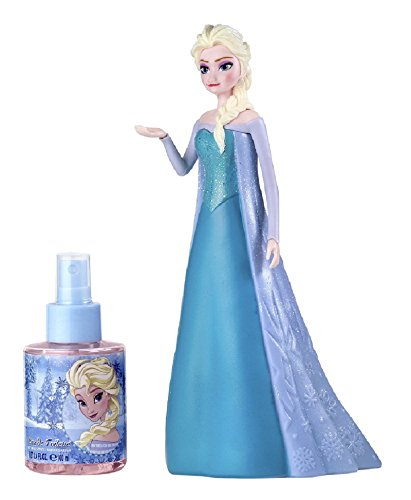 Figurine 3d Frozen + Eau de Toilette 100 ml