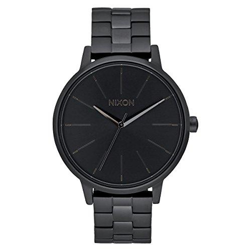 Nixon – Reloj de pulsera para unisex, color negro